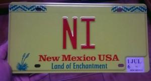 NI_licensePlate